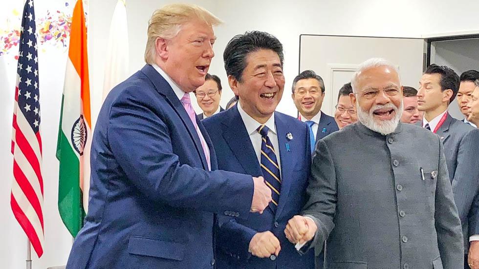 Trump suaviza el tono con sus socios en la Cumbre del G20. Noticias en tiempo real