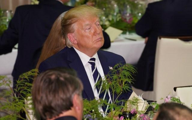 Donald Trump abandona G20 y se dirige a Corea del Sur - G20