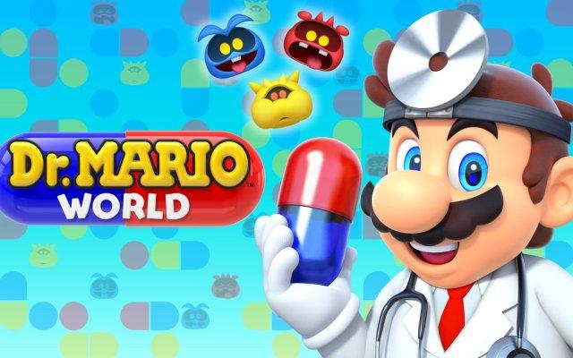"""Nintendo lanza """"Dr. Mario World"""" para iOS y Android - dr. mario world fecha de estreno nintendo"""