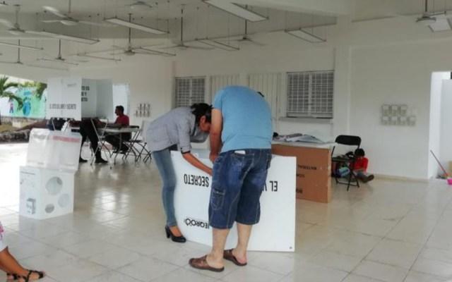 Quintana Roo listo para elección de diputados - elección diputados quintana roo