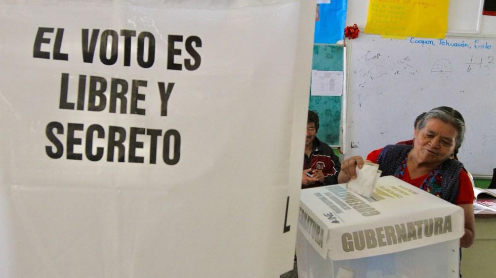 Elecciones 2021, las más grandes y complejas de la historia de México: Lorenzo Córdova - Elecciones en México 2019. Foto de Notimex
