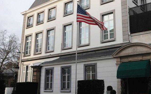 Detienen en Bélgica a sospechoso de planear atentado contra embajada de EE.UU. - embajada-estados-unidos-bruselas