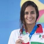 La medallista Paola Espinosa calla a los diputados Tatiana Clouthier y Ernesto D'Alessio