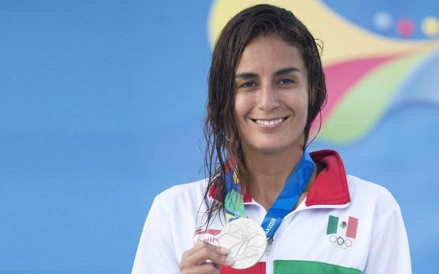 La medallista Paola Espinosa calla a los diputados Tatiana Clouthier y Ernesto D'Alessio - paola espinoza selección juegos panamericanos