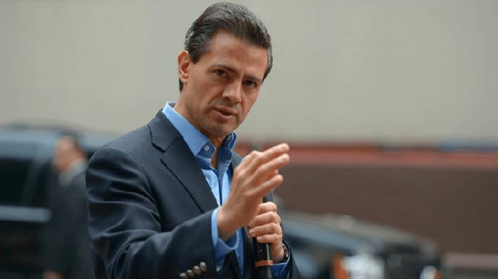 Rechaza EPN imputaciones en su contra; 'mienten', dice - enrique peña nieto