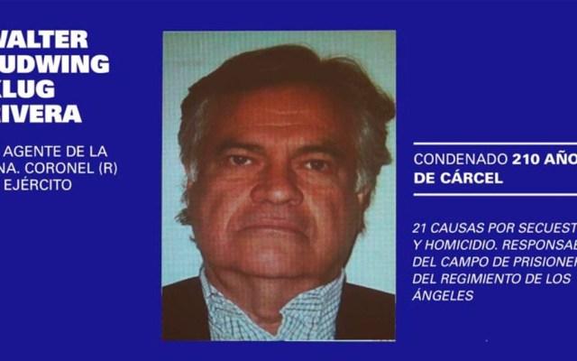 Detienen en Italia a exmilitar chileno acusado de secuestro y homicidio - exmilitar chileno