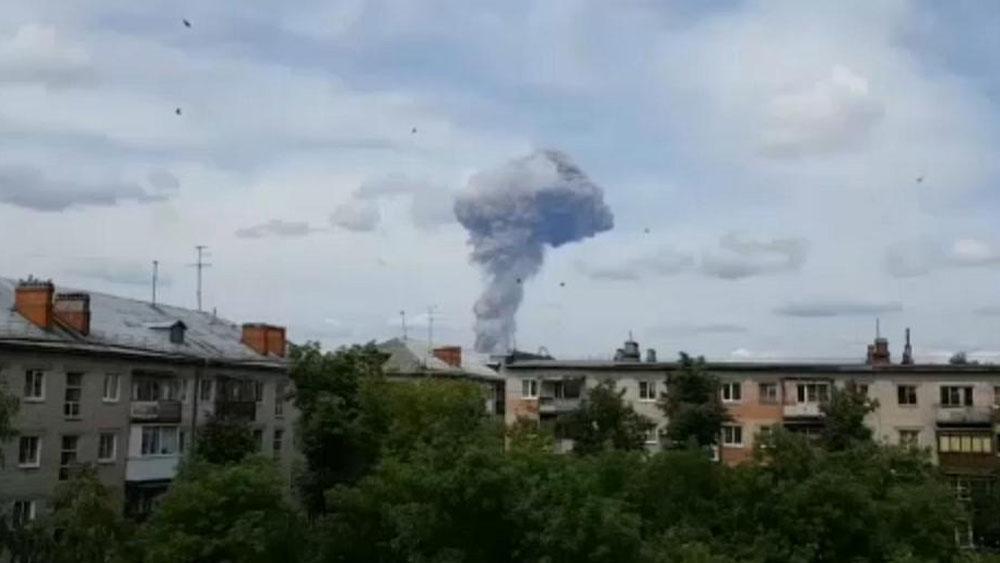 Suman 79 muertos tras explosión en fábrica de Rusia - explosión rusia
