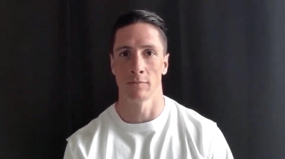 Fernando Torres anuncia su retiro - Fernando Torres