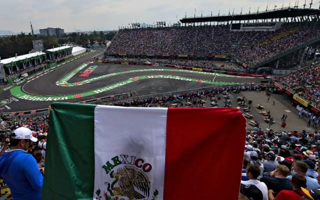 Gran Premio de México de F1 dejará derrama de más de 4 mil mdp - Gran Premio de F1