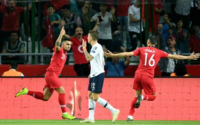 Francia se estrella en Konya y Eden Hazard lidera a Bélgica - Foto de AFP