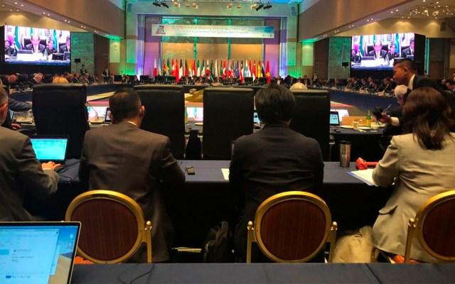 Ministros del G20 debaten sobre seguridad energética y medio ambiente - g20 medioambiente