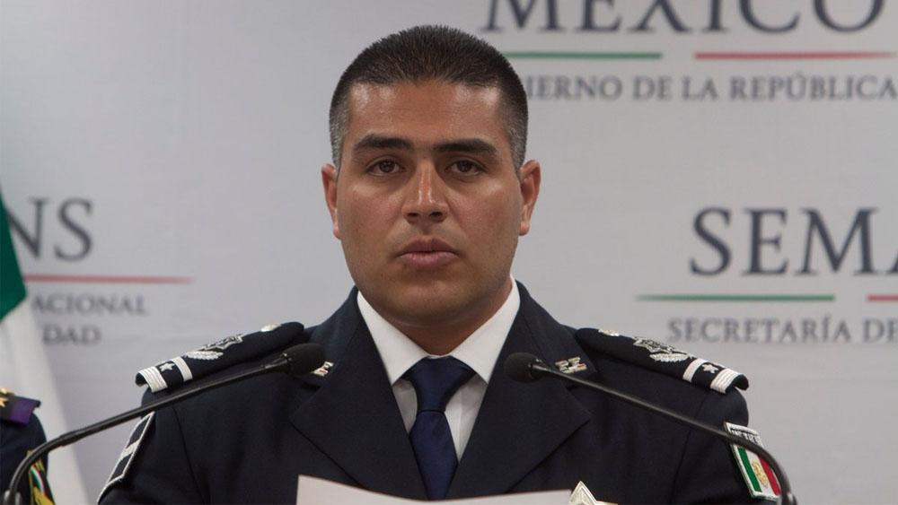 García Harfuch nuevo jefe de Policía de Investigación de Ciudad de México - García Harfuch ssc