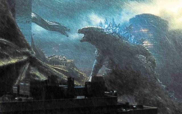 """""""Godzilla II"""" se apodera de la taquilla en Norteamérica - godzilla II taquilla"""