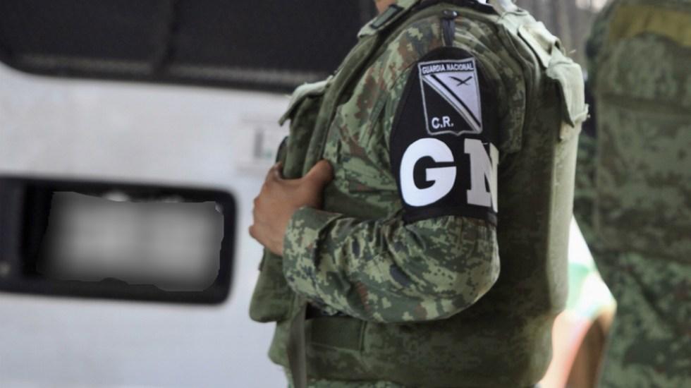 Sancionan a tres elementos de Guardia Nacional por laborar en estado de ebriedad - Guardia Nacional