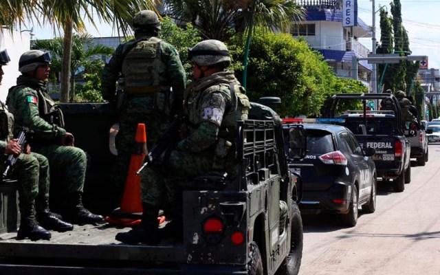 Guardia Nacional comienza patrullajes en Chiapas - guardia nacional chiapas