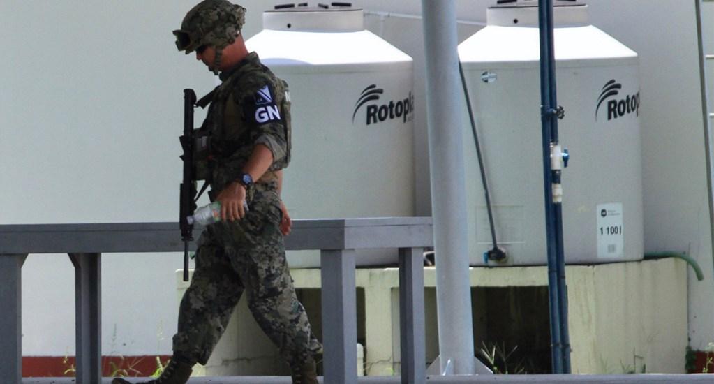 Guardia Nacional operará en Ciudad de México: Sheinbaum - Foto de Notimex