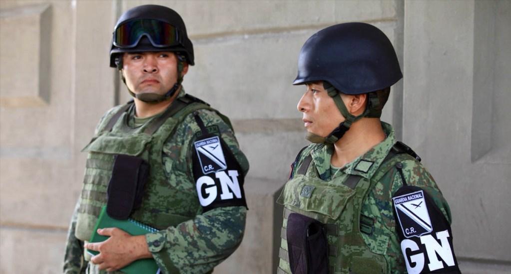 Desplegarán mil 350 elementos de la Guardia Nacional en la CDMX. Noticias en tiempo real