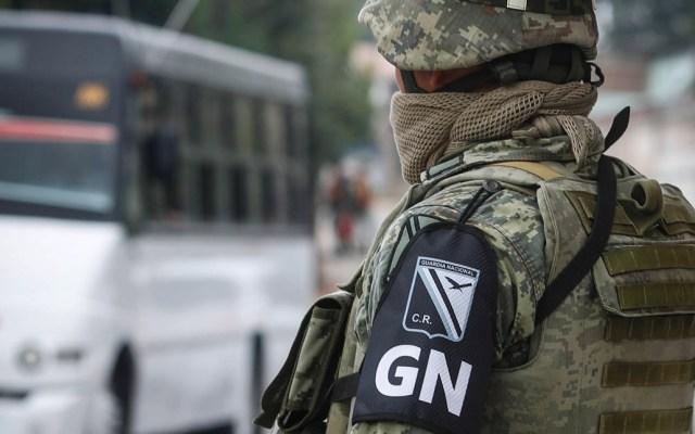 Cuatro detenidos tras enfrentamiento en Michoacán - Foto de Notimex