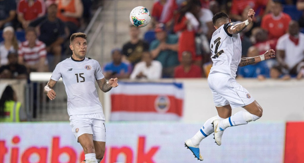 México enfrentará a Costa Rica en cuartos de final de la Copa Oro. Noticias en tiempo real
