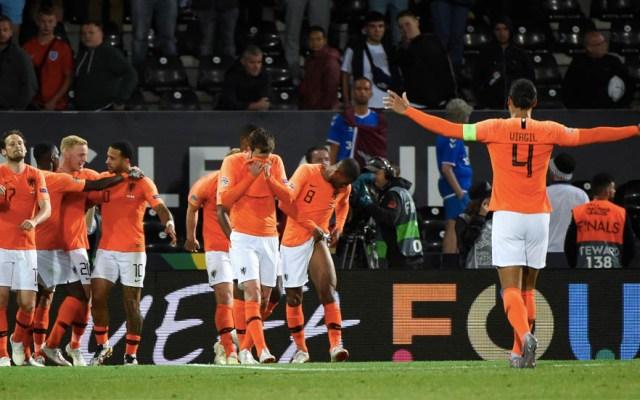 Holanda sorprende a Inglaterra y llega a la Final de la Liga de Naciones - Holanda Liga de Naciones Inglaterra