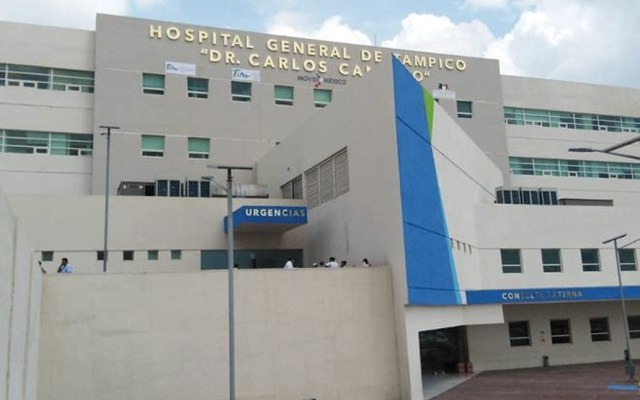 Suman cuatro bebés muertos por bacteria en Hospital Civil de Tampico - Foto de El Sol de Tampico