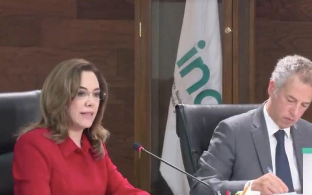 INAI ordena a FGR informar de denuncias por violencia contra las mujeres - Captura de pantalla