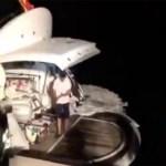 Se incendia yate donde viajaba el exboxeador Wladimir Klitschko - incendio bote Wladimir Klitschko