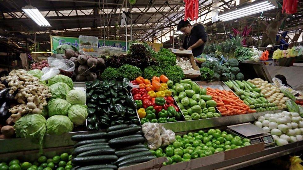 Inflación anual cumple objetivo del 3 por ciento de Banxico - Foto de Archivo Notimex.