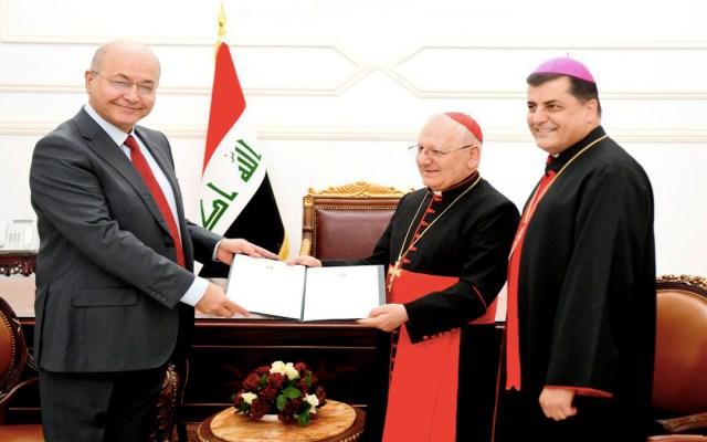 Irak invita oficialmente al papa Francisco a visitarlos - irak papa francisco