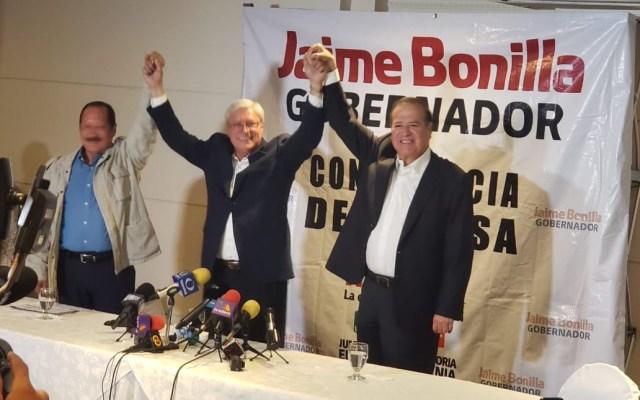 Tribunal confirma validez de elección de Jaime Bonilla en Baja California - Jaime Bonilla Baja California 3