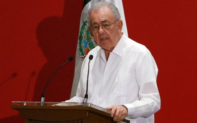 Jiménez Espriú invita a IP a sumarse a la Cuarta Transformación - Foto de Notimex