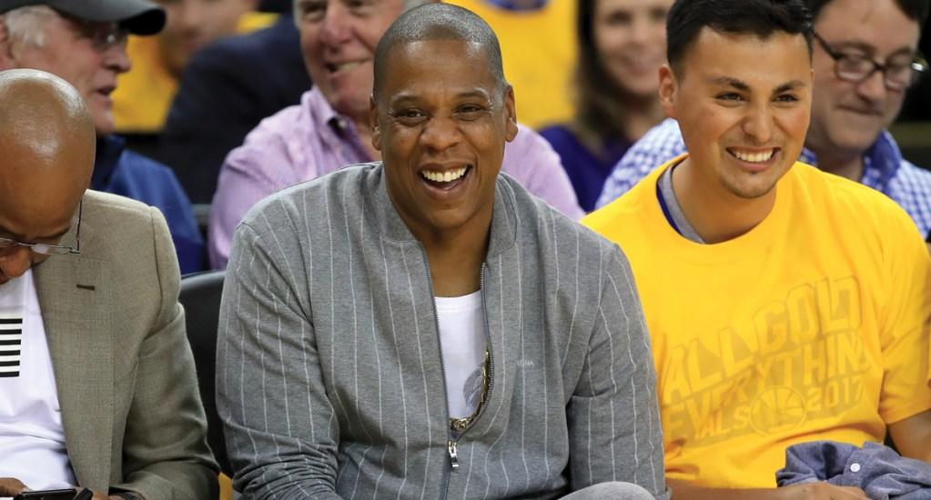 Jay-Z se convierte en el primer multimillonario del hip-hop - Foto de AFP