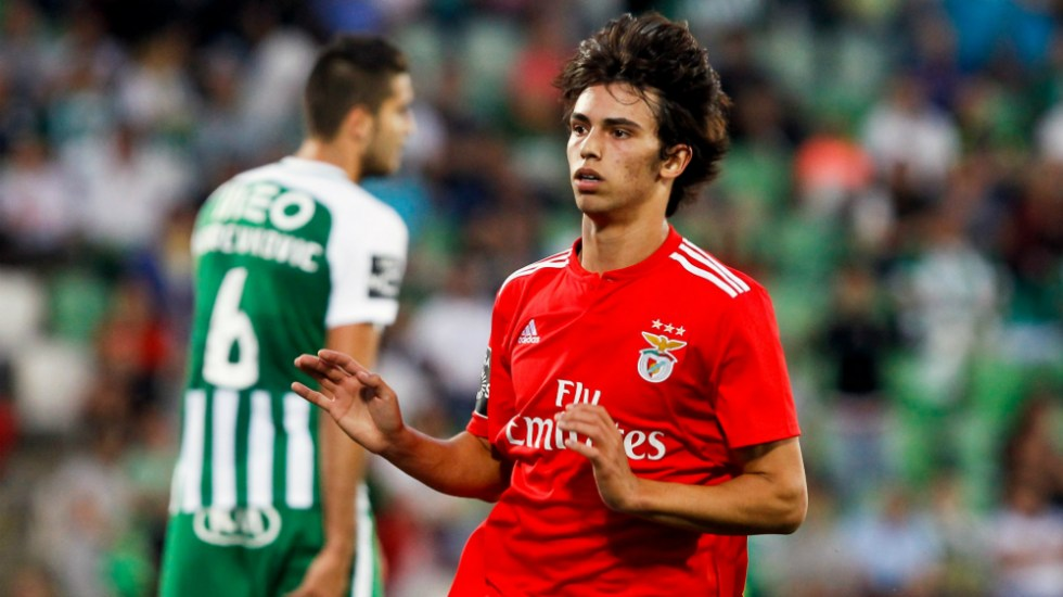 Atlético de Madrid ofrece 126 millones de euros por Joao Félix - Foto de Sport Lisboa e Benfica