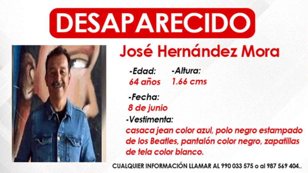 Turista mexicano fue hallado muerto en Perú luego de tres días desaparecido - Foto de La Republica de Perú