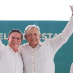 Durango está comprometido con la cuarta transformación: José Rosas Aispuro - José Rosas Aispuro y López Obrador Durango