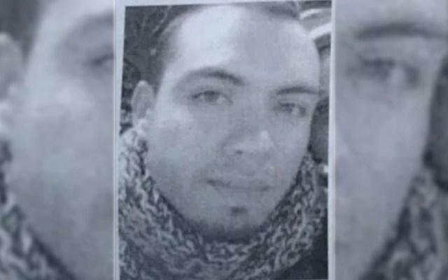 Localizan con vida al joven Erick Daniel Langrave - Joven desaparecido Erick Daniel Langrave