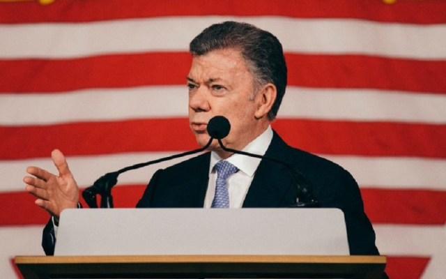 Harán indagación preliminar de Juan Manuel Santos por caso Odebrecht - Juan Manuel Santos, expresidente de Colombia. Foto de @JuanManSantos
