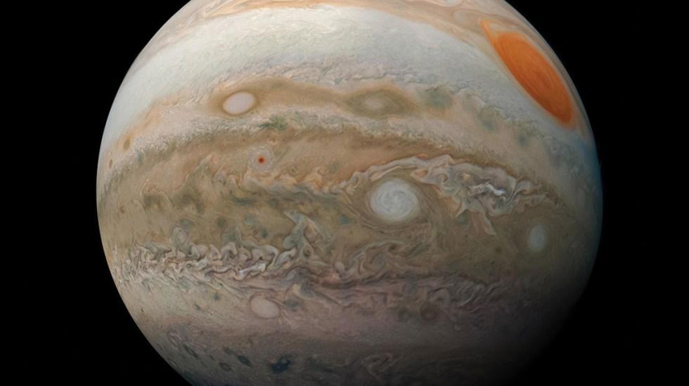 Este mes es la mejor temporada para observar a Júpiter - Foto de NASA