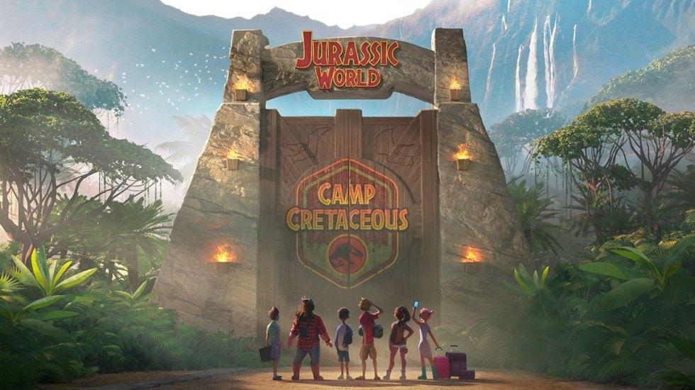 #Video Netflix anuncia la serie animada Jurassic World: Camp Cretaceous - Jurassic World: Camp Cretaceous