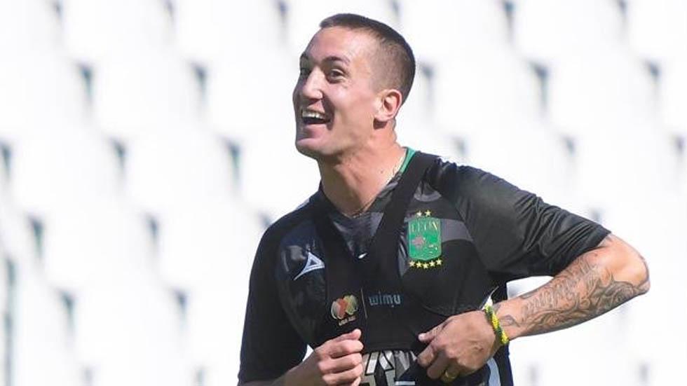 Leonardo Ramos llega con ilusión al León - Leo Ramos Club León