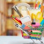Los útiles escolares para el próximo ciclo escolar