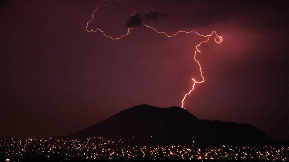 Alerta Naranja por lluvias en tres alcaldías - Lluvia Ciudad de México afectaciones viales