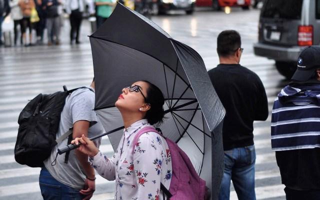Pronostican baja gradual de lluvias en el centro y sur del país - Lluvias Ciudad de México Alerta Amarilla
