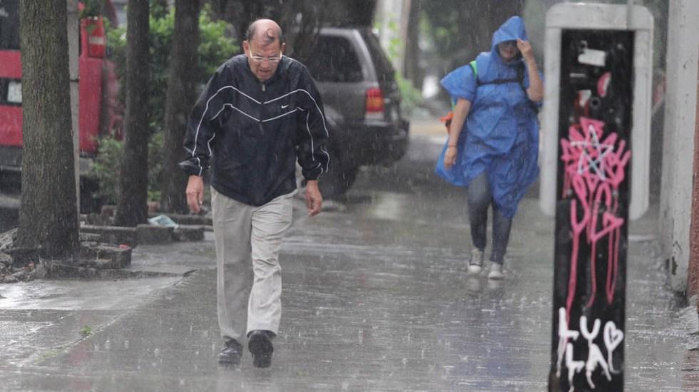 Alerta Amarilla en toda la Ciudad de México por tormentas - Lluvias Ciudad de México Tormentas Alerta Amarilla