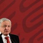 Conferencia de AMLO (26-06-2019) - El mandatario Andrés Manuel López Obrador. Foto de Notimex-Javier Lira.