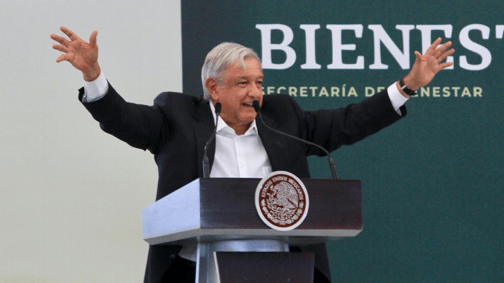 Informe de actividades de López Obrador se transmitirá en cadena nacional - Foto de Notimex