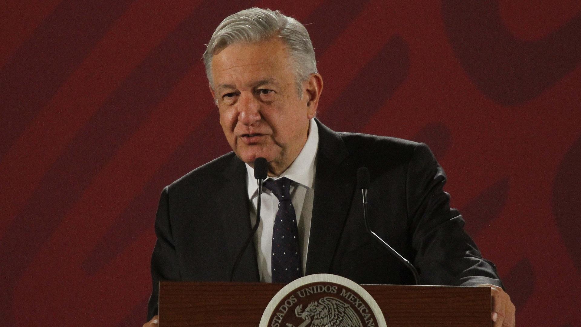 'No me preocupa el tema económico; vamos muy bien': López Obrador