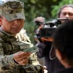 Guardia Nacional sí puede detener migrantes: Luis Cresencio Sandoval - luis cresencio sandoval migrantes guardia nacional