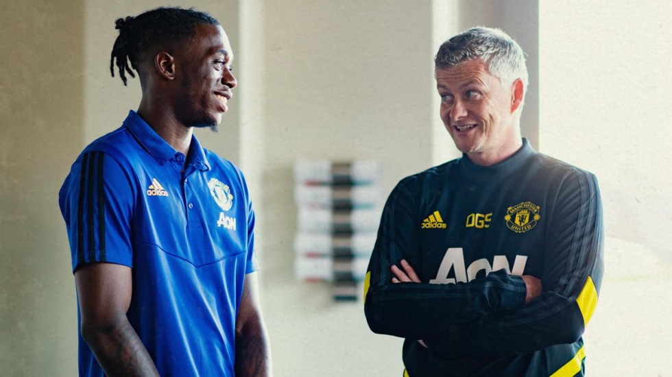 Manchester United contrata a Wan-Bissaka - manchester united wan-bissaka