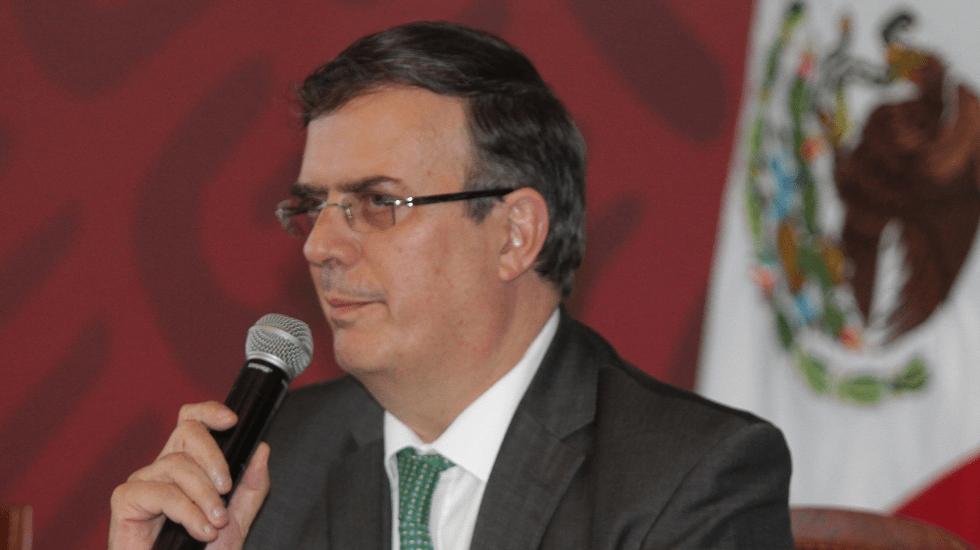Senado cita a Ebrard a comparecer por acuerdo migratorio con EE.UU. - marcelo ebrard
